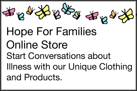 Hope for Families Online Store